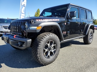 2021 Jeep Wrangler Unlimited Rubicon at 5% off MSRP!  4x4 SUV