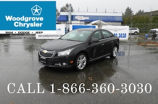 2013 Chevrolet Cruze LTZ RS Leather NAV Sunroof Sedan