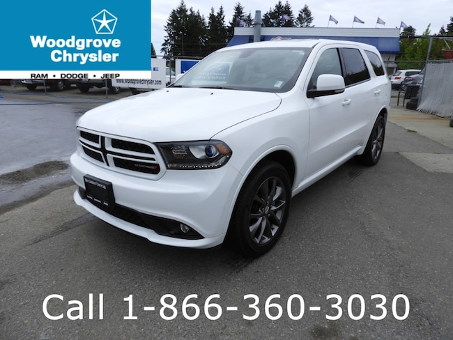 2018 Dodge Durango GT Power Sunroof Navigation 7 Passenger SUV