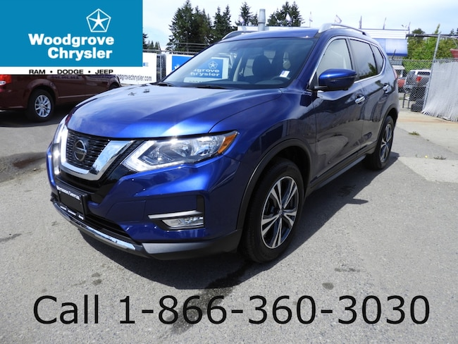 2019 Nissan Rogue SV AWD Sunroof Navigation Bluetooth SUV