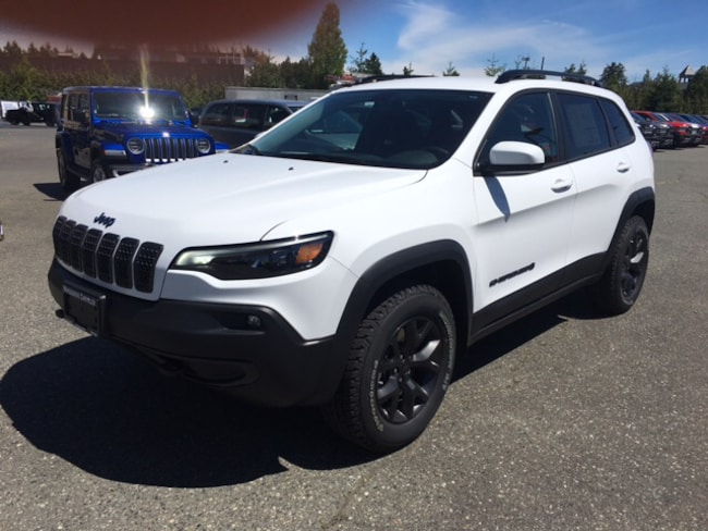 2019 Jeep New Cherokee Upland Edition 4x4 SUV