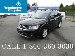 2014 Dodge Journey R/T AWD Leather NAV Sunroof SUV