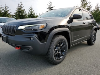 2020 Jeep Cherokee Trailhawk Elite at 11.5% off MSRP!  4x4 SUV