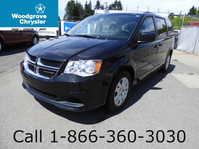 2017 Dodge Grand Caravan SXT Bluetooth Stow N Go Van