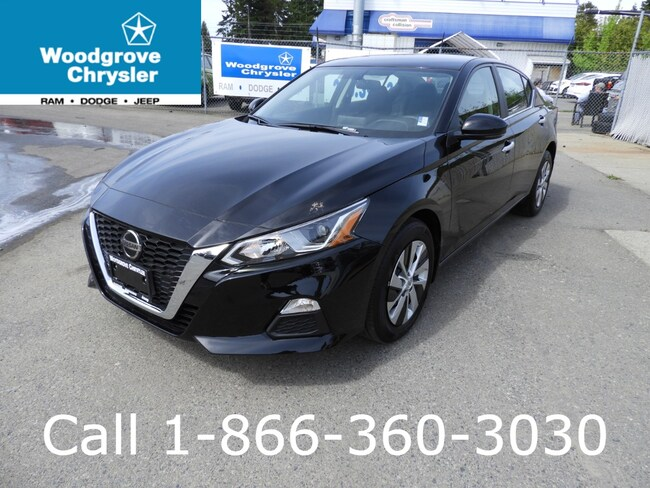 2019 Nissan Altima S AWD One Owner No Accidents Sedan