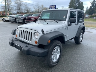2012 Jeep Wrangler Sport No Accidents SUV