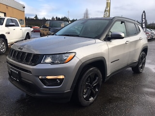 2018 Jeep Compass Altitude Pwr Hatch, Heated Seats, Backup Cam 4x4 SUV
