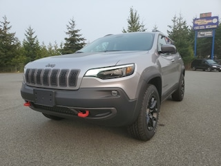 2020 Jeep Cherokee Trailhawk Elite at 10% Off MSRP! 4x4 SUV