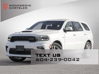 2021 Dodge Durango R/T All-wheel Drive for sale in Nanaimo, BC