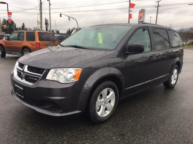 2018 Dodge Grand Caravan SE Plus, 28% off until Feb. 28! Van