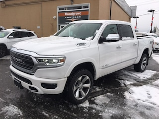2019 Ram All-New 1500 Limited 4x4 Crew Cab