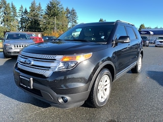 2015 Ford Explorer XLT 4x4 7 passenger, Bluetooth, Heated seats SUV for sale in Nanaimo, BC