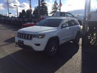 2020 Jeep Grand Cherokee Limited 4x4 SUV