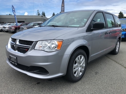 2020 Dodge Grand Caravan Canada Value Package at 20% Off MSRP! Van