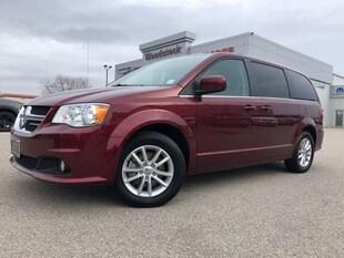 2018 Dodge Grand Caravan PREMIUM PLUS Van Passenger Van