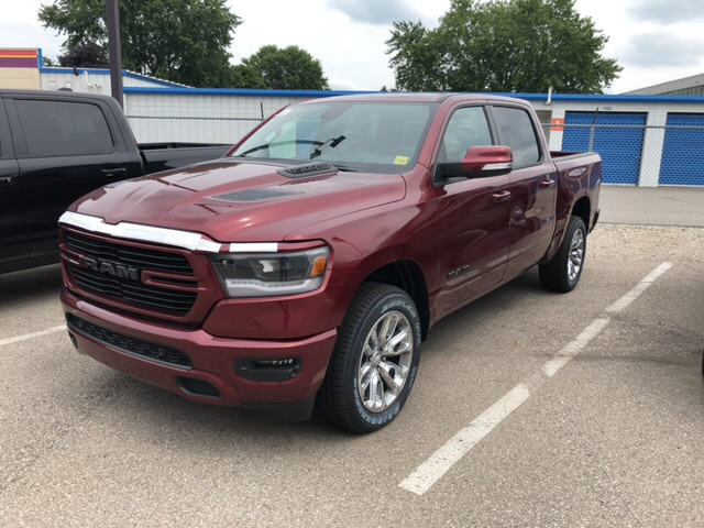2019 Ram All-New 1500 Sport Camion cabine Crew