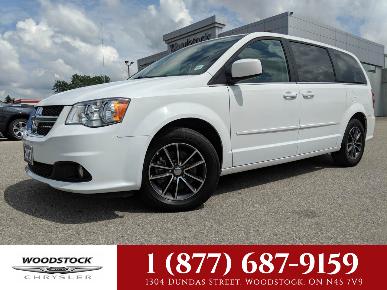 2017 Dodge Grand Caravan PREMIUM PLUS Minivan