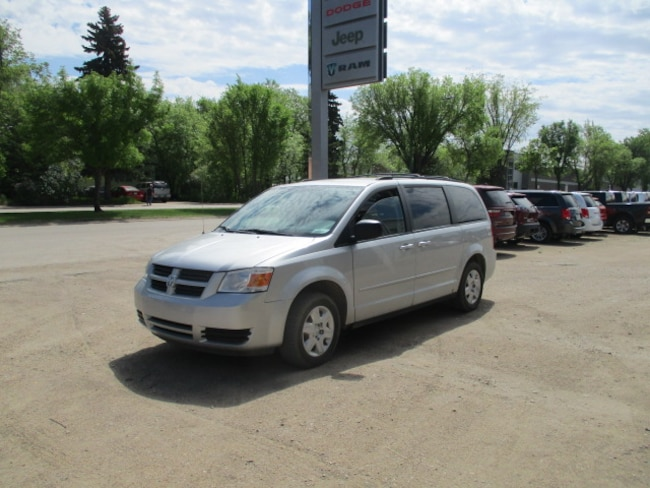 2009 Dodge Grand Caravan SE Van Passenger