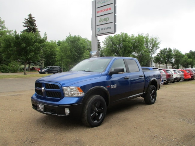 New 2018 Ram 1500 Outdoorsman Eco Diesel 4x4 Over 30 Off Msrp For