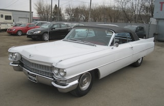 1963 Cadillac Convert Series 62 Convertible