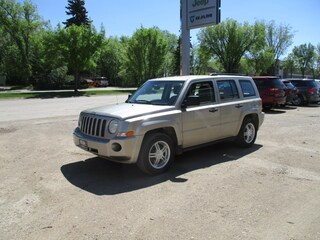 2010 Jeep Patriot 4x4 SUV