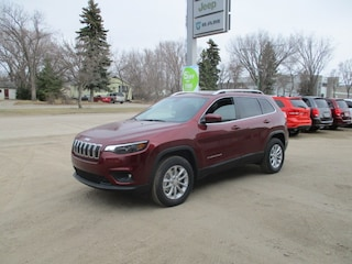2019 Jeep New Cherokee North 4x4 OVER 13% OFF MSRP SUV