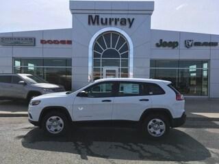 2020 Jeep Cherokee Sport SUV