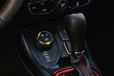 2021 Jeep Compass Traction Management System
