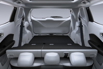 2021 Jeep Compass Cargo Space
