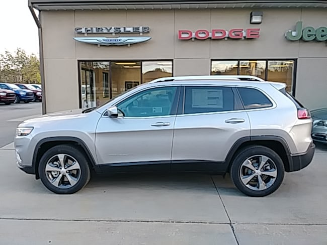 New 2019 Jeep Cherokee LIMITED 4X4 Sport Utility for sale in Clearfield, PA