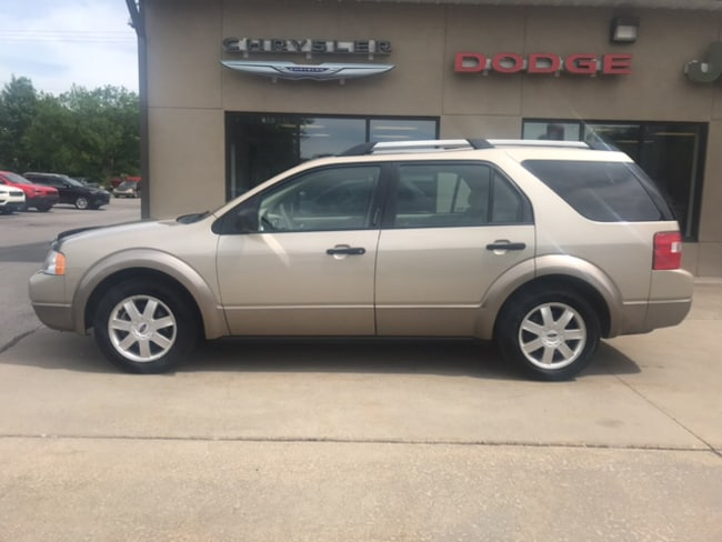 Used 2006 Ford Freestyle SE Wagon for sale in Clearfield, PA