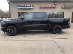 New 2020 Ram 1500 BIG HORN CREW CAB 4X4 5'7 BOX Crew Cab for sale in Clearfield, PA