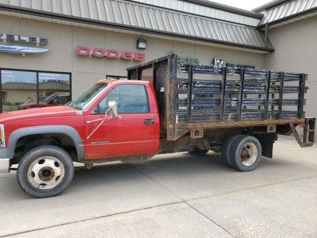 Used 1998 GMC Sierra C3500 HD Chassis Truck for sale in Clearfield, PA