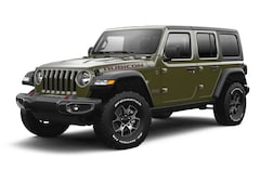New 2021 Jeep Wrangler UNLIMITED RUBICON 4X4 Sport Utility for sale in Clearfield, PA