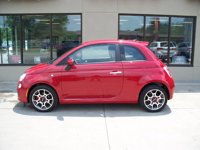 Used 2013 FIAT 500 Sport Hatchback for sale in Clearfield, PA