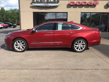 Used 2015 Chevrolet Impala Ltz W 2lz For Sale Clearfield