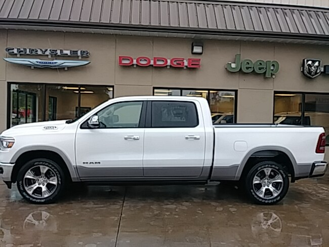 New 2019 Ram 1500 LARAMIE CREW CAB 4X4 6'4 BOX Crew Cab for sale in Clearfield, PA