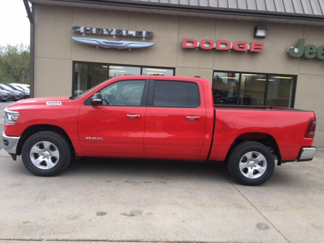 New 2019 Ram 1500 BIG HORN / LONE STAR CREW CAB 4X4 5'7 BOX Crew Cab for sale in Clearfield, PA