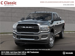 New 2019 Ram 2500 for sale in Clearfield, PA