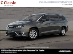 New 2020 Chrysler Pacifica TOURING Passenger Van for Sale in Clearfield PA
