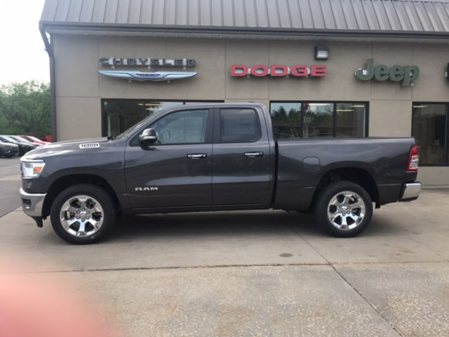 New 2019 Ram 1500 BIG HORN / LONE STAR QUAD CAB 4X4 6'4 BOX Quad Cab for sale in Clearfield, PA