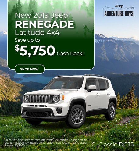 2019 - Oct Renegade