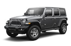 New 2021 Jeep Wrangler UNLIMITED SPORT S 4X4 Sport Utility for sale in Clearfield, PA