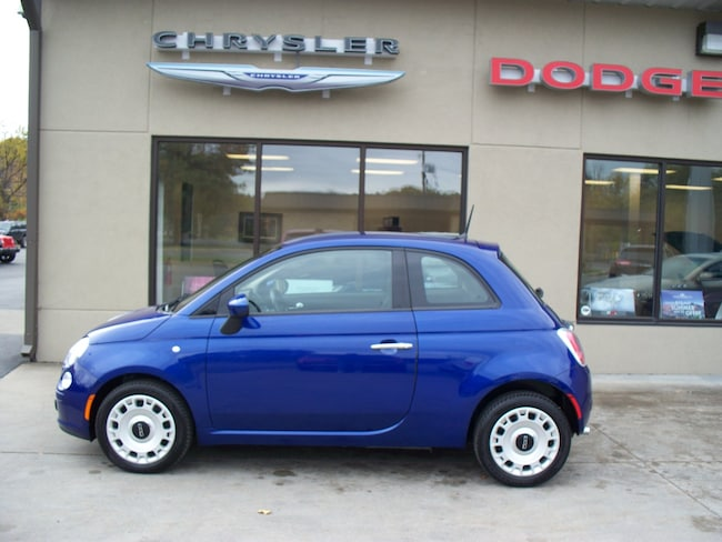 Used 2014 FIAT 500 Pop Hatchback for sale in Clearfield, PA