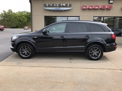 Used 2013 Audi Q7 3.0T S line Prestige (Tiptronic) SUV for sale in Clearfield, PA