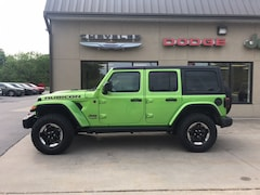 New 2019 Jeep Wrangler UNLIMITED RUBICON 4X4 Sport Utility for sale in Clearfield, PA