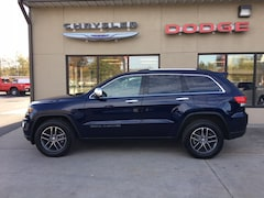 Certified Pre-Owned 2017 Jeep Grand Cherokee Limited 4x4 SUV for sale in Clearfield, PA
