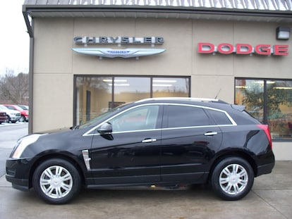 Used 2012 CADILLAC SRX Luxury AWD For Sale | Clearfield