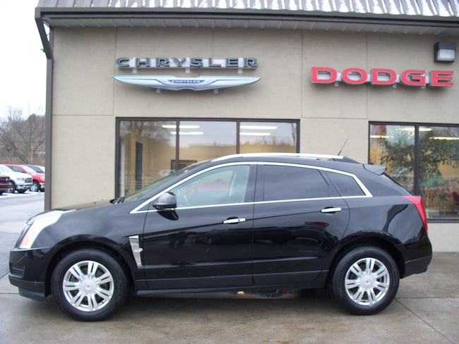 Used 2012 CADILLAC SRX Luxury AWD SUV for sale in Clearfield, PA