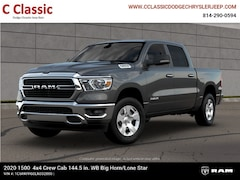 New 2020 Ram 1500 for sale in Clearfield, PA